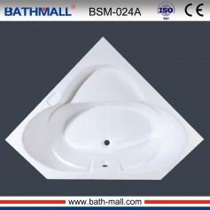 corner bathtub acrylic bathtub
