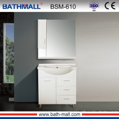 PVC bathroom cabinet for wholesale