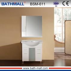 Big size PVC bathroom cabinet