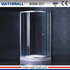 Shower room shower enclosure