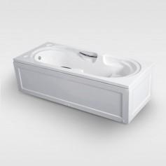 bath with panel, panel bathtub, apron bath