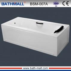 Acrylic bathtub,Soaking bathtub