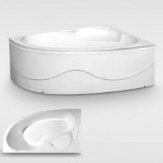 acrylic bathtub, corner bathtub with panel